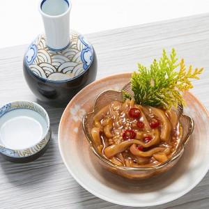 南蛮がピリッと効いた雪国の郷土料理「三升漬」で一献いかがですか?