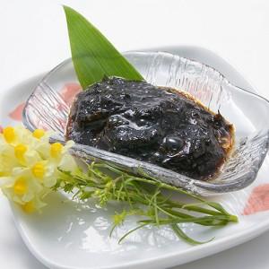 海苔の豊かな香りとガゴメ昆布強い粘りがご飯を包む、食べ過ぎ注意の逸品です。